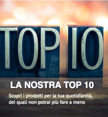top 10 prodotti