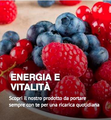 Energia e Vitalità