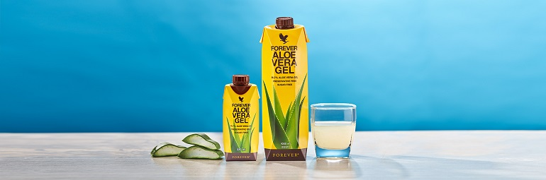 Aloe Vera Gel da bere anche in confezione tascabile