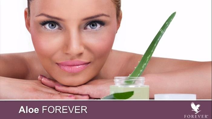Utilizzo di Aloe Vera per la cura ed igiene personale e cura della pelle
