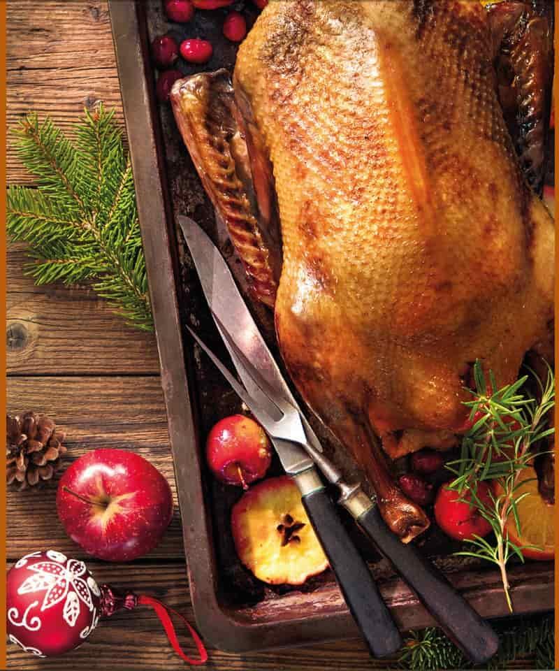 Vai alla pagina con ricette natalizie